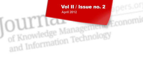 Volume II / Issue no. 2
